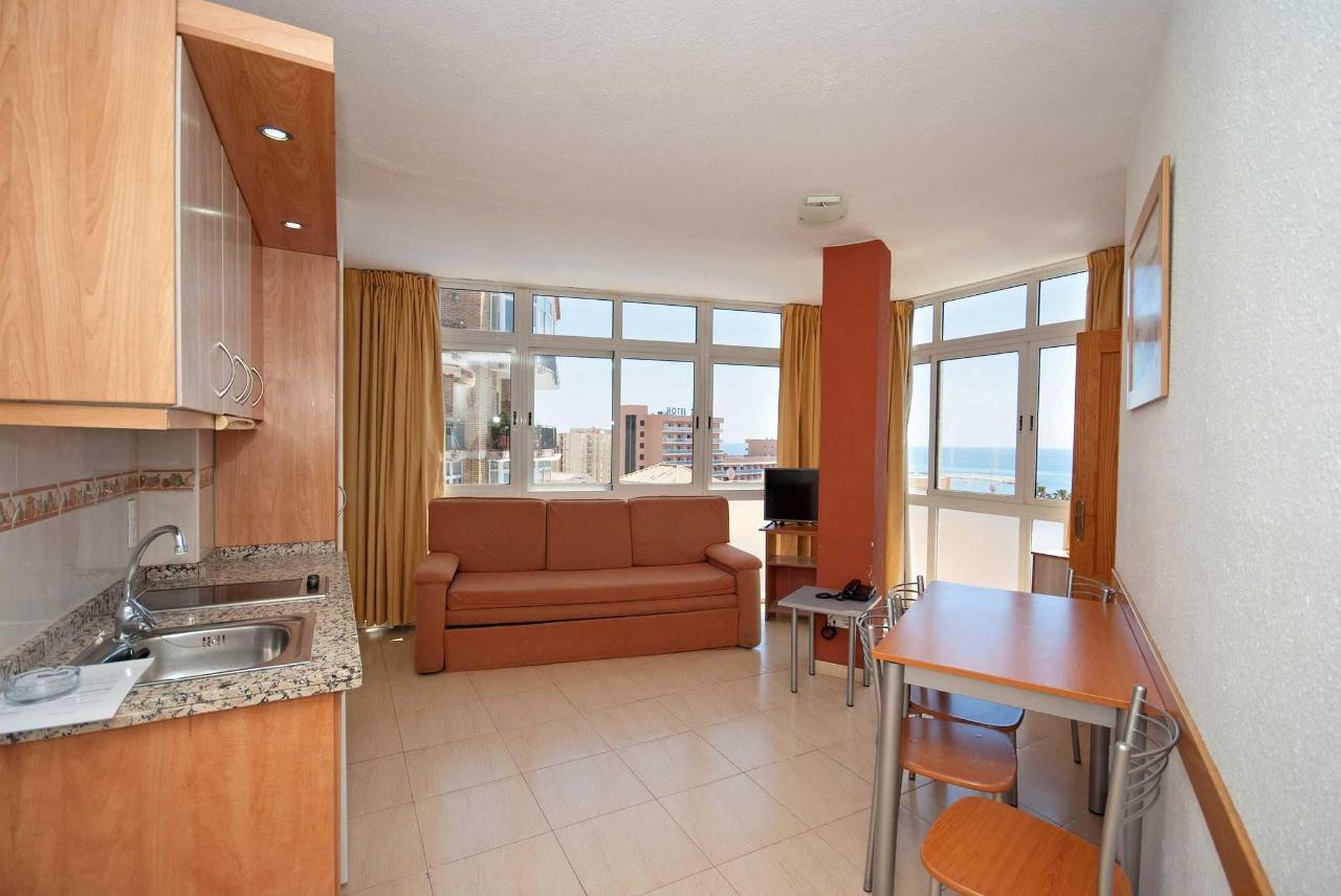 Vista general apartamento - Apartamentos Doramar