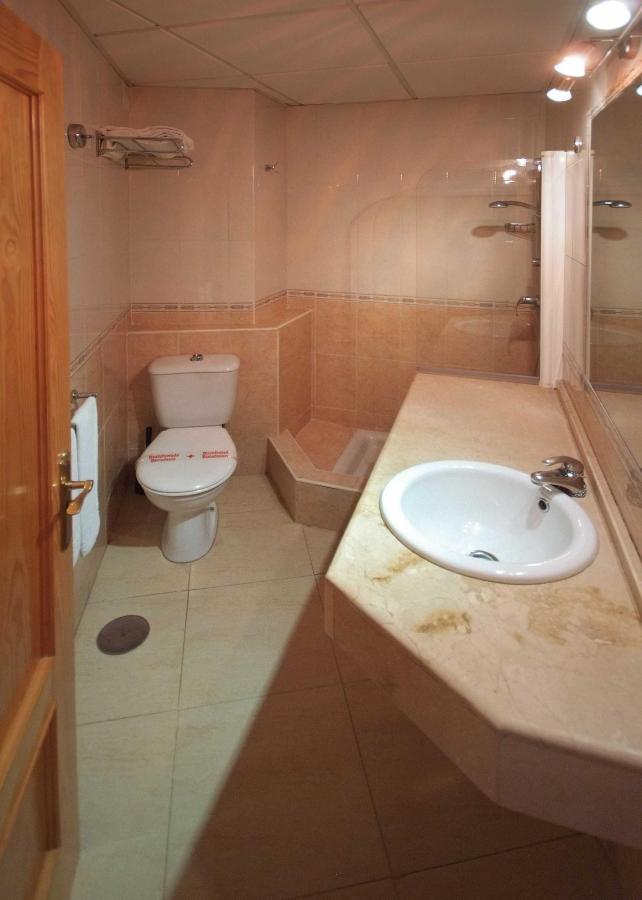 Baño completo - Apartamentos Doramar