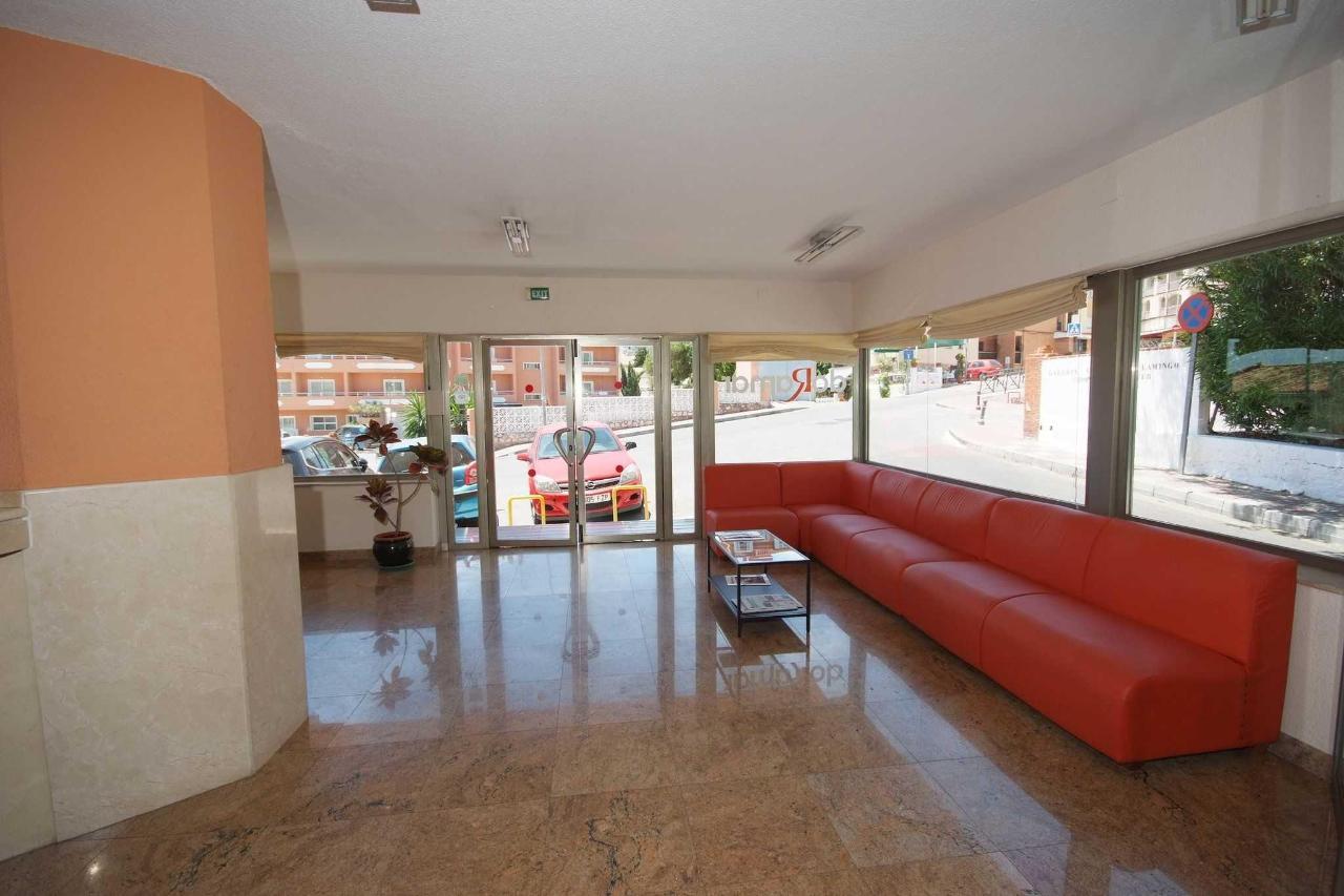 Hall de espera - Apartamentos Doramar