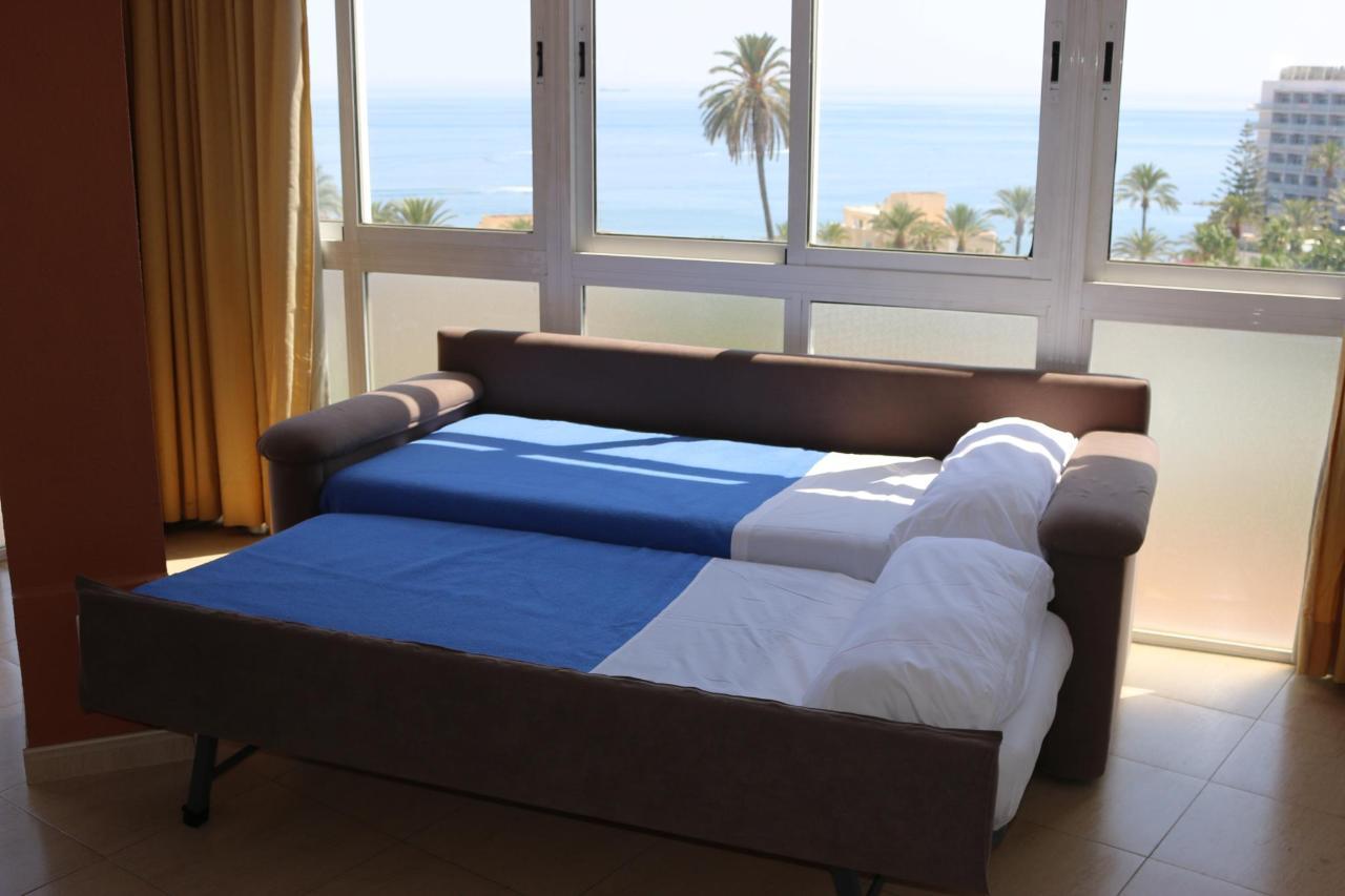 Sofá cama - Apartamentos Doramar