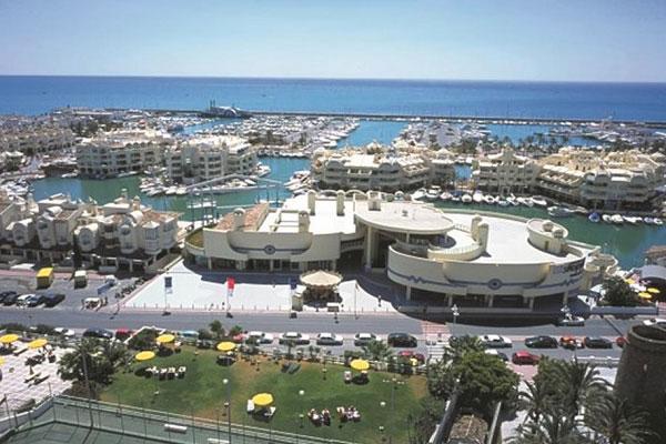 CC Puerto Marina Shopping